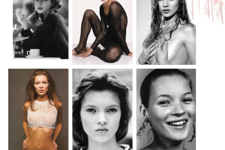 Kate moss 40 ans