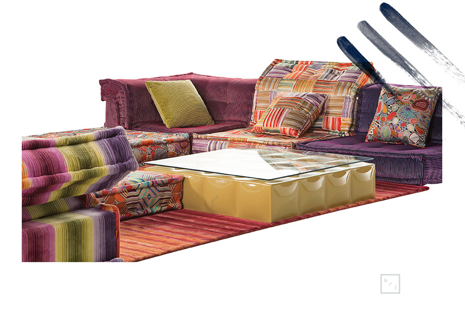 Le-Blogue-De-Julie-Canapé-Missoni-Roche-Bobois