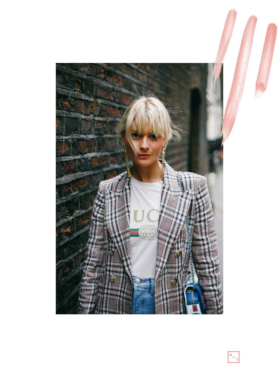 Le Blogue de Julie Tendance Blazer carreaux 3