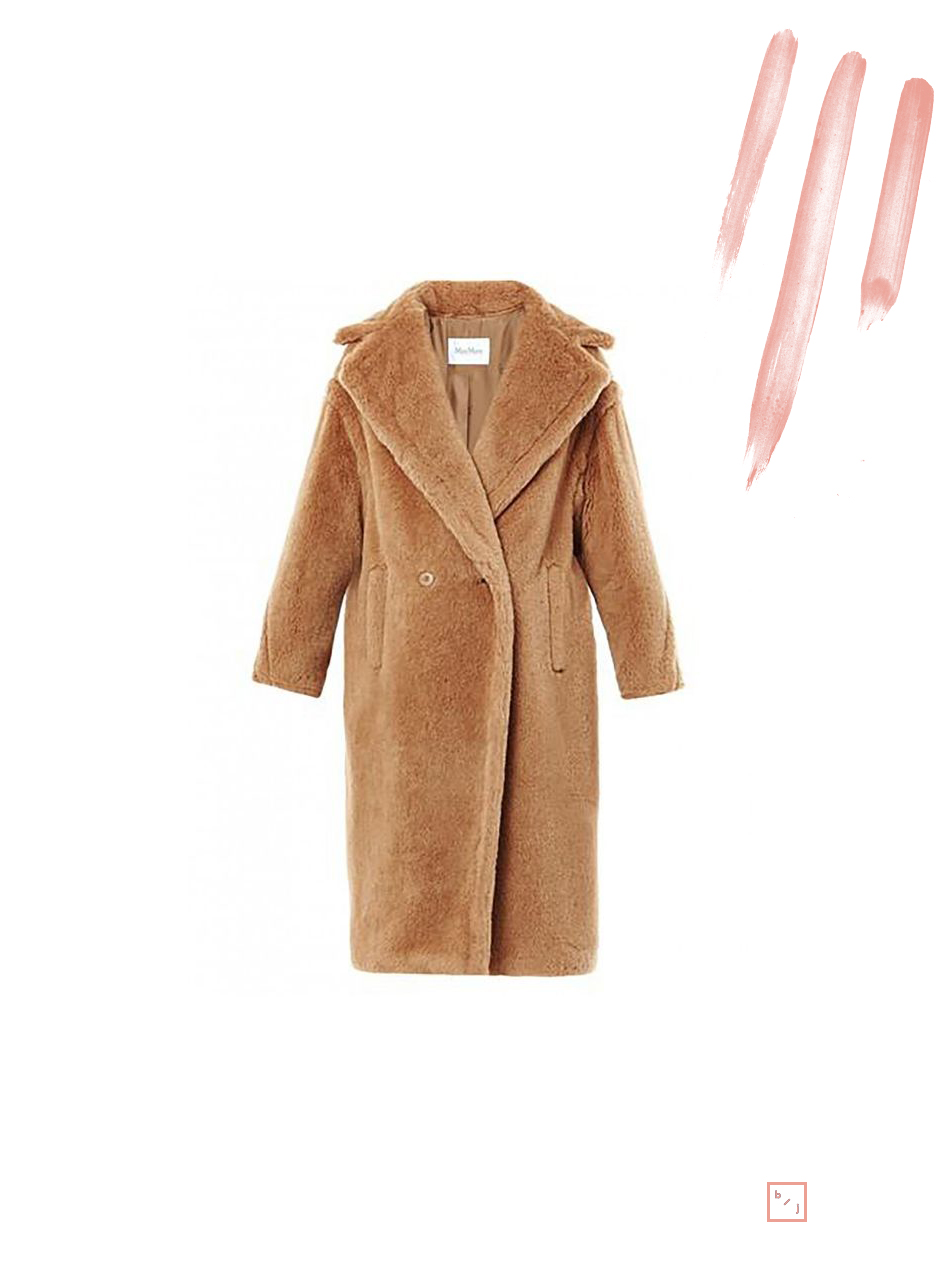 Teddy Coat Max Mara 1