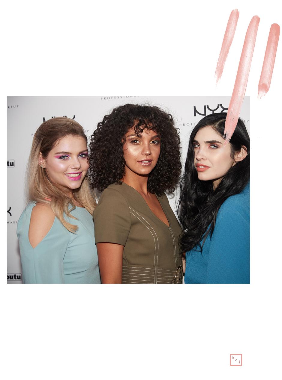 Look trio